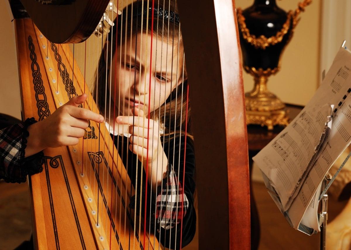 Cours de harpe