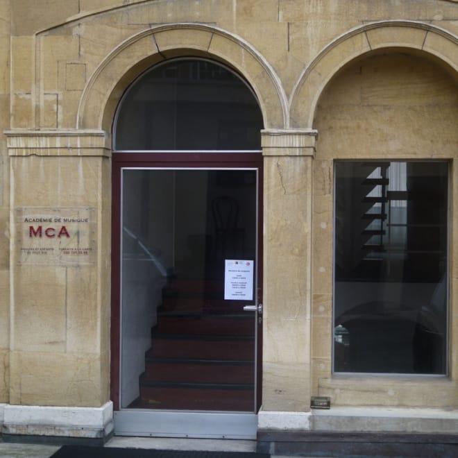 Académie de Musique MCA, Neuchâtel